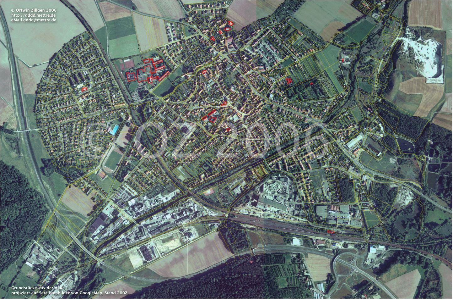 Langelsheim Grundstücke